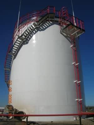 ГОСТ 313852016 Резервуары вертикальные цилиндрические